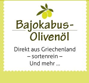Bajokabus Olivenöl –...