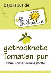 Getrocknete Tomaten 75g