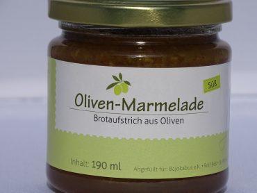 Olivenmarmelade 190ml