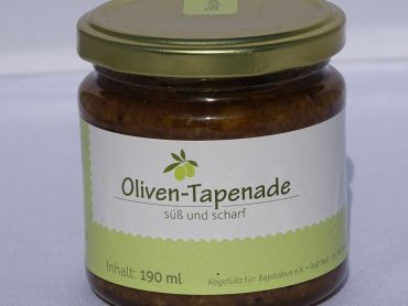 Oliven-Tapenade 190 ml